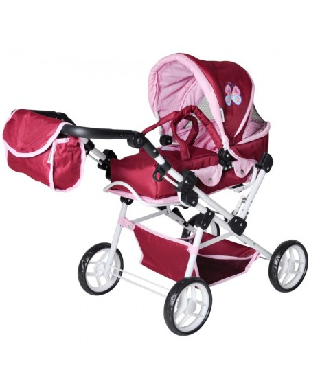 Doll Carriage MIOUX Sweet Butterfly
