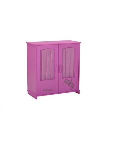 Doll Cupboard-Diadem Pink
