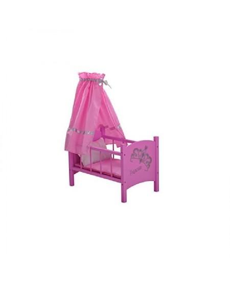 Baby's Bed-Diadem Pink