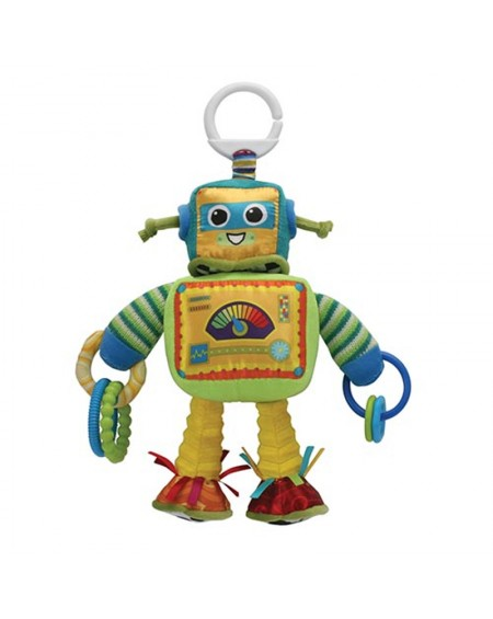 Rusty The Robot