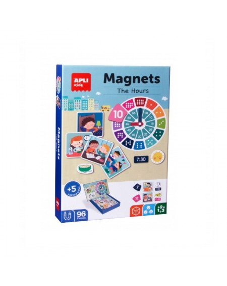 The Hours Magnet