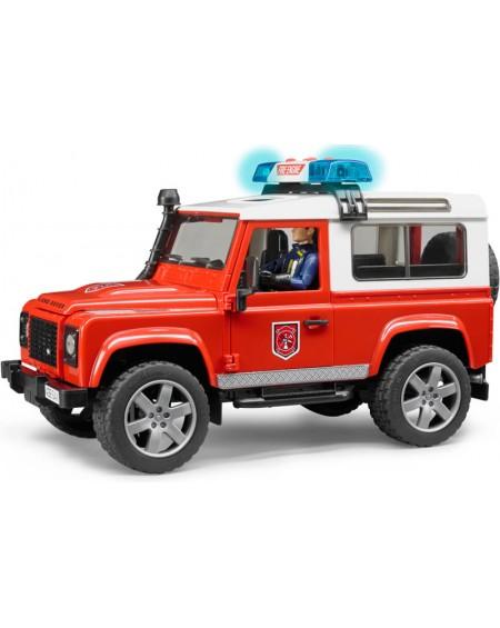 Πυροσβεστικής Land Rover