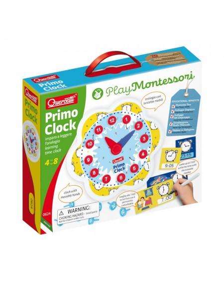Play Montessori - Primo clock