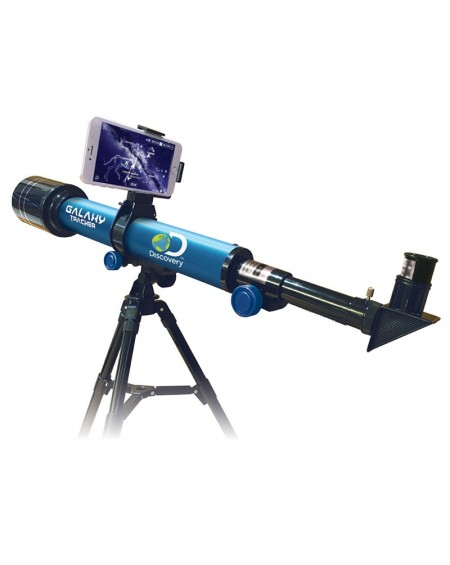Discovery Galaxy Tracker Smart Telescope 60mm