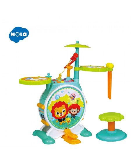 Drums with Microphone