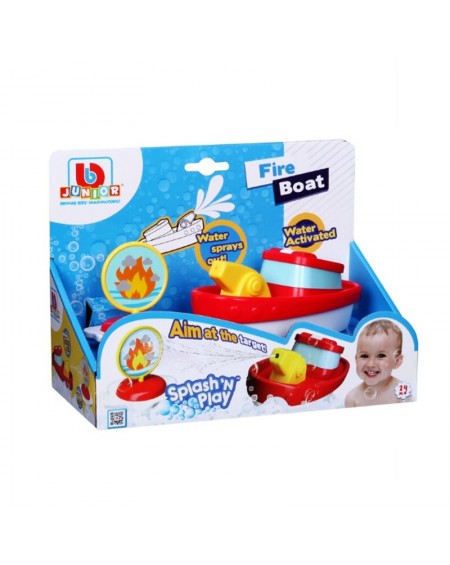 Splash 'n' Play - Fire Boat