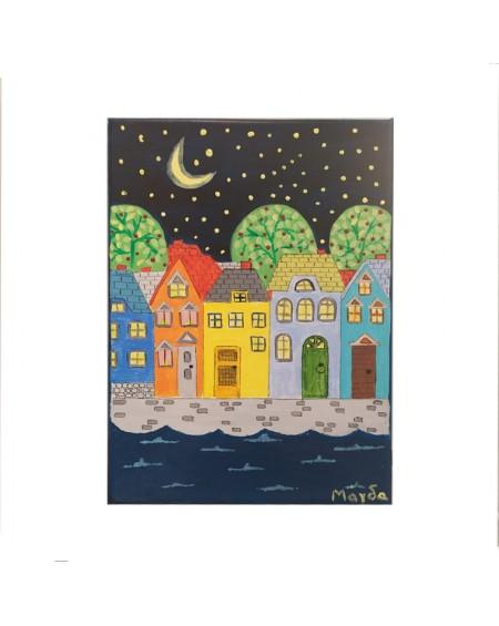 Painting - Night