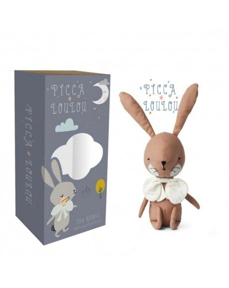 Pink Hare Picca Loulou