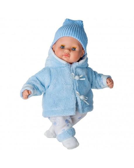 Berjuan Baby Boy with Hat