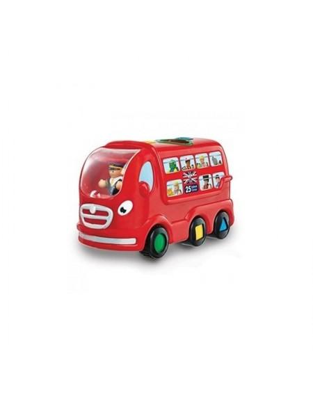 Leo the London Bus