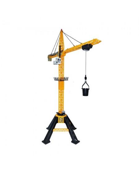 Remote Control Ground Crane