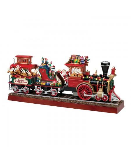 Mr Christmas - Το μουσικό τρένο του Άγιου Βασίλη