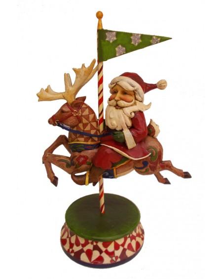Jim Shore - Santa